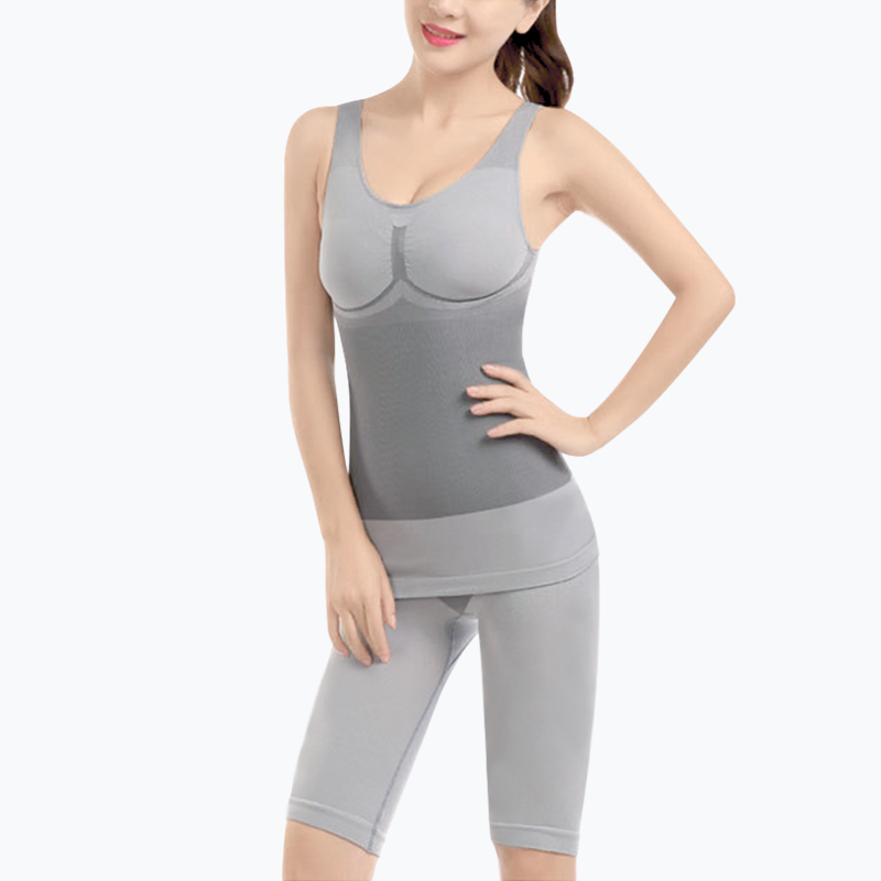 S-SHAPER Tourmaline Bamboo Bodysuit