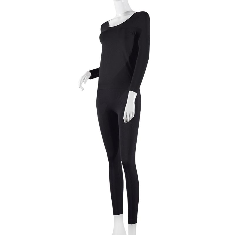 Seamless Bodysuit in Emana Fiber