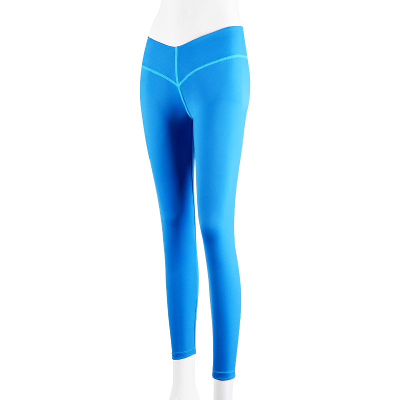 Low Waist Yoga Capri Pants