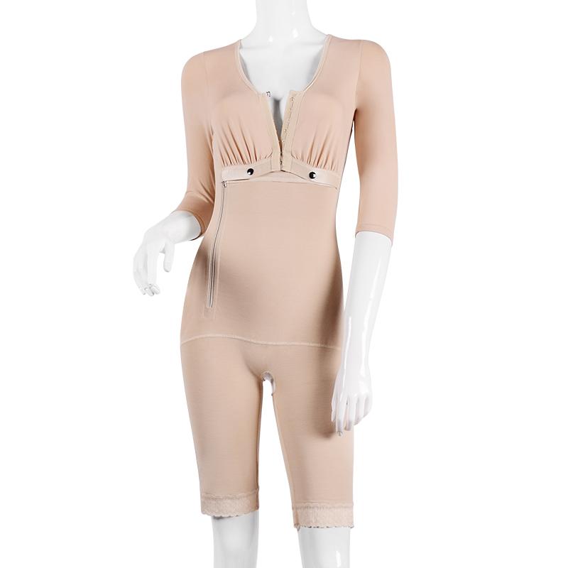 Short Sleeve Butt Lifter Bodysuit