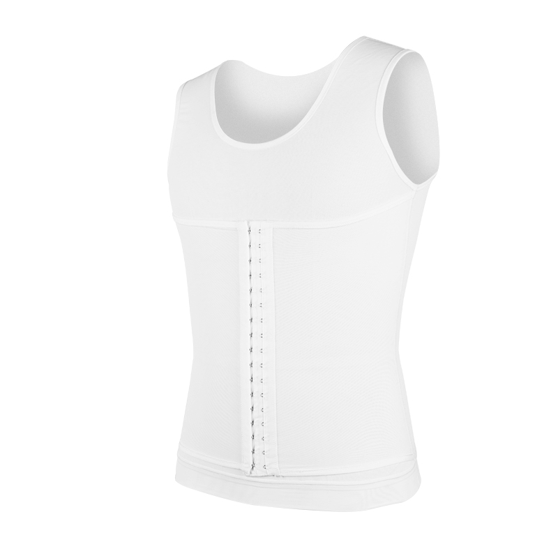 Men's Compression Shirt with Front Hook