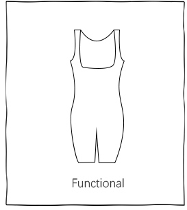 functional bodysuti