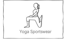 yoga sportswear